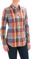 Pendleton Sierra Plaid Shirt - Long Sleeve (For Women)
