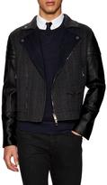 Valentino Wool Notch Lapel Jacket