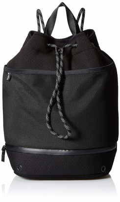 Hurley Women's Apparel Women's Neoprene Perforated Solid Beach Bag