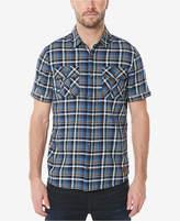 Buffalo David Bitton Men's Sijoul-x Plaid Shirt