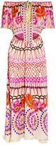 Temperley London Dream Catcher Tie Dress