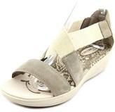 Easy Spirit Matilde Women N/s Open Toe Leather Wedge Sandal.