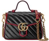 Gucci GG Marmont Torchon Mini Top-Handle Bag