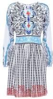 Mary Katrantzou Printed cotton dress