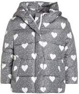 Gap CLASSIC WARMEST Winter jacket grey heather/white