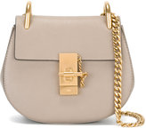 Chloé Mini Drew shoulder bag - women - Leather - One Size