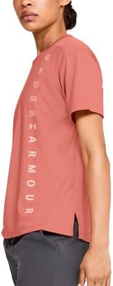 Under Armour Women's UA Armour Sport Oversized Short Sleeve