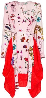 Stella McCartney Kalyn floral-print dress