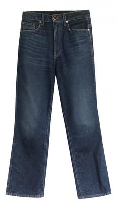 KHAITE Navy Denim - Jeans Jeans