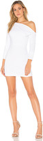 Susana Monaco Leila 16 Dress in White. - size L (also in M,S,XS)