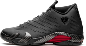 Jordan Air 14 'Black Ferrari' Shoes - Size 8