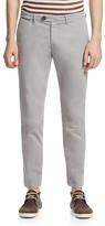 Eleventy Flat Front Slim Fit Chino Pants - 100% Bloomingdale's Exclusive