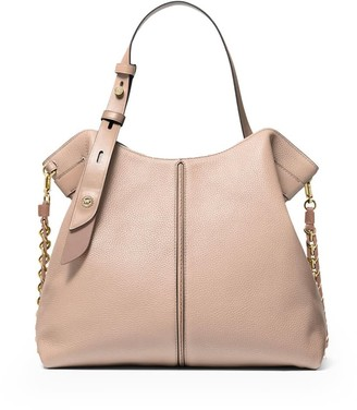 Michael Kors Downtown Astor Pink Shopping Bag