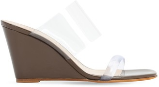 Maryam Nassir Zadeh 100mm Pvc Sandals