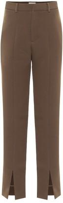 Deveaux Piper high-rise slim pants