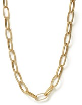 Roberto Coin 18K Yellow Gold New Barocco Collar Necklace, 20""