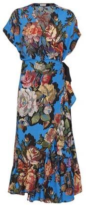 Dries Van Noten Delft dress