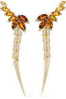 Stephen Webster Magnipheasant Feathers 18-karat Gold