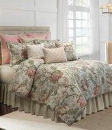 Veratex Rosario Floral Jacquard Comforter Set