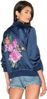 Majorelle x REVOLVE Rose Bowl Jacket