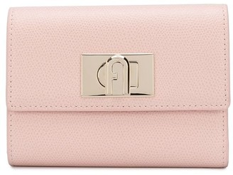 Furla 1927 Twist-Lock Wallet
