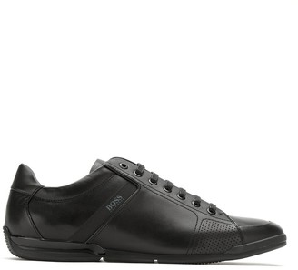 HUGO BOSS Low-Top Leather Sneakers