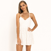 City Beach Mooloola Royals Crochet Dress