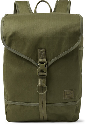 Herschel Surplus Purcell Herringbone Canvas Backpack