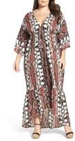 Tart Plus Size Women's Camellia Maxi Dress