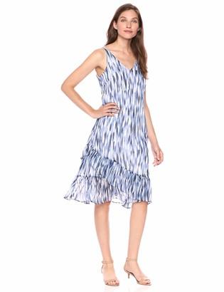 Nic+Zoe Women's Falling Petals Dress