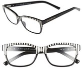 Kate Spade Women's Tenil 52Mm Reading Glasses - Black