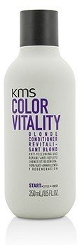 Kms California KMS California Color Vitality Blonde Conditioner (Anti-Yellowing and Repair) 250ml/8.5oz