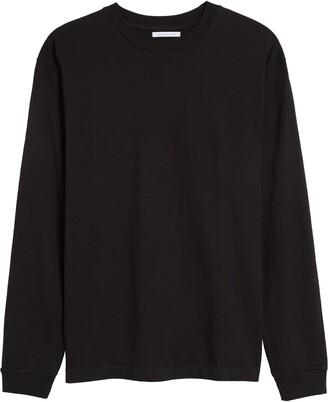 John Elliott University Oversize Long Sleeve T-Shirt