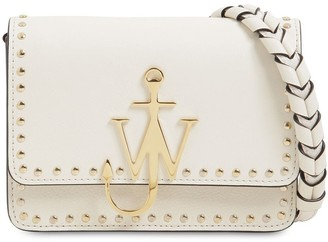 J.W.Anderson Studded Anchor Logo Leather Bag