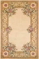 Momeni Rugs HARMOHA-07IVY80B0 Harmony Collection, Traditional Area Rug