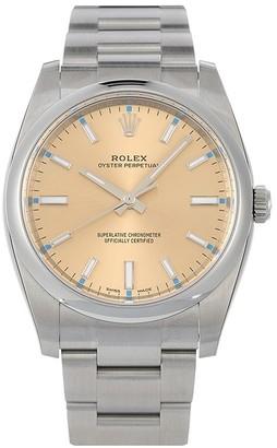 Rolex 2020 unworn Oyster Perpetual 34mm