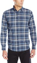 Wolverine Men's Elkhart Peached Twill Long Sleeve Shirt