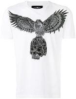 Hydrogen eagle print T-shirt - men - Cotton - XL