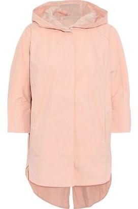 Charli Cotton-blend Hooded Jacket