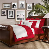Ralph Lauren Home Polo Player Duvet Cover - Red Rose - Double