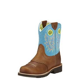 Ariat Kids' Fatbaby Cowgirl Western Cowboy Boot