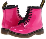 Dr. Martens Kid's Collection - Brooklee 8-Eye Lace Boot Girls Shoes