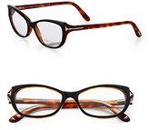 Tom Ford Oval Optical Glasses