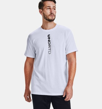 Under Armour Men's SC30 UNDRTD Wordmark T-Shirt