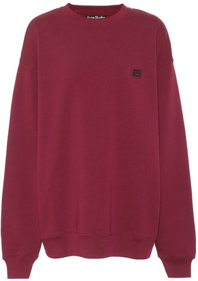 Acne Studios Oversized cotton-jersey sweatshirt