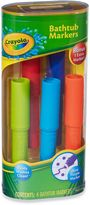 Crayola 4-Pack Bathtub Markers