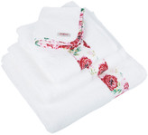 Cath Kidston Antique Rose Band Towel - Bath Towel