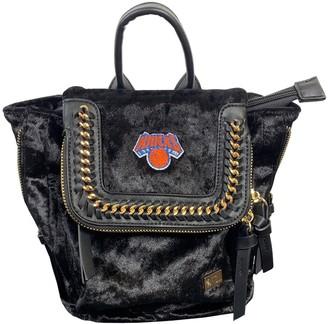 New York Knicks Velvet Mini Backpack