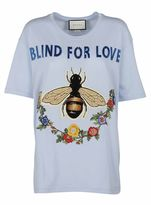 Gucci Embroidered T-shirt
