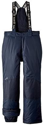 Kamik Harper Pants (Little Kids/Big Kids) (Charcoal) Kid's Casual Pants